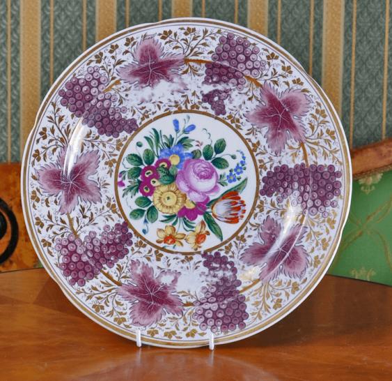 Dish of Karbaschi set. N-I, China - photo 1