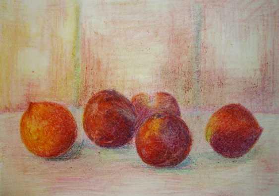 Haykuhi Avagyan. Peaches - photo 1