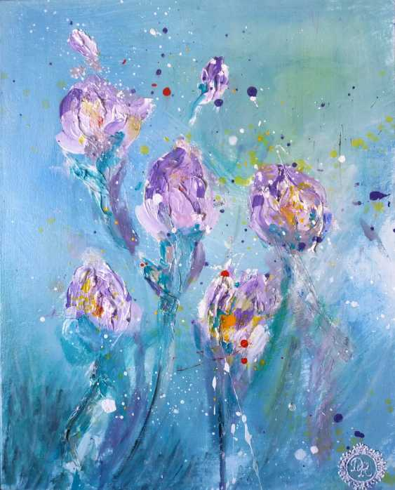 Irina Kosenko. Irises - photo 1