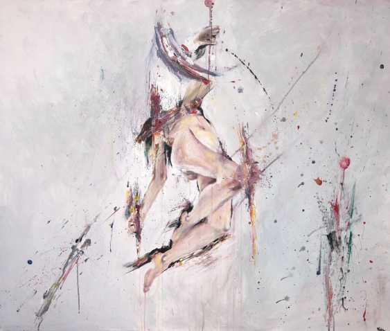 KATSY ART. Falling - photo 1