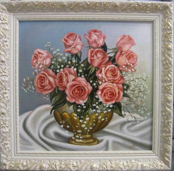 Yadviga Senko. Roses for the beloved - photo 1