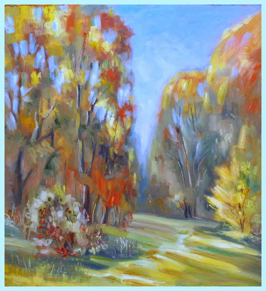 Andrey Lychkovsky. The breath of autumn. - photo 1