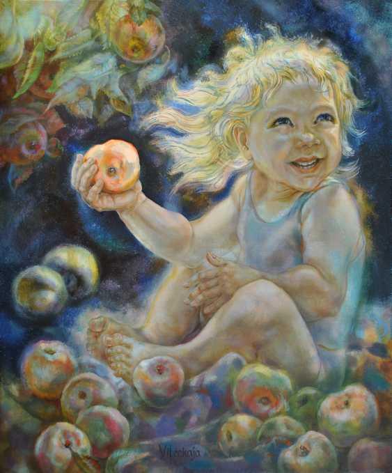 Vitsetskaya Sniazhana. Apple - photo 1