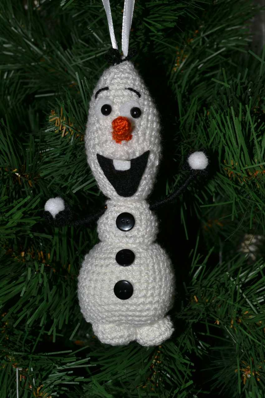 Tanya Derksch. Olaf the snowman - photo 1