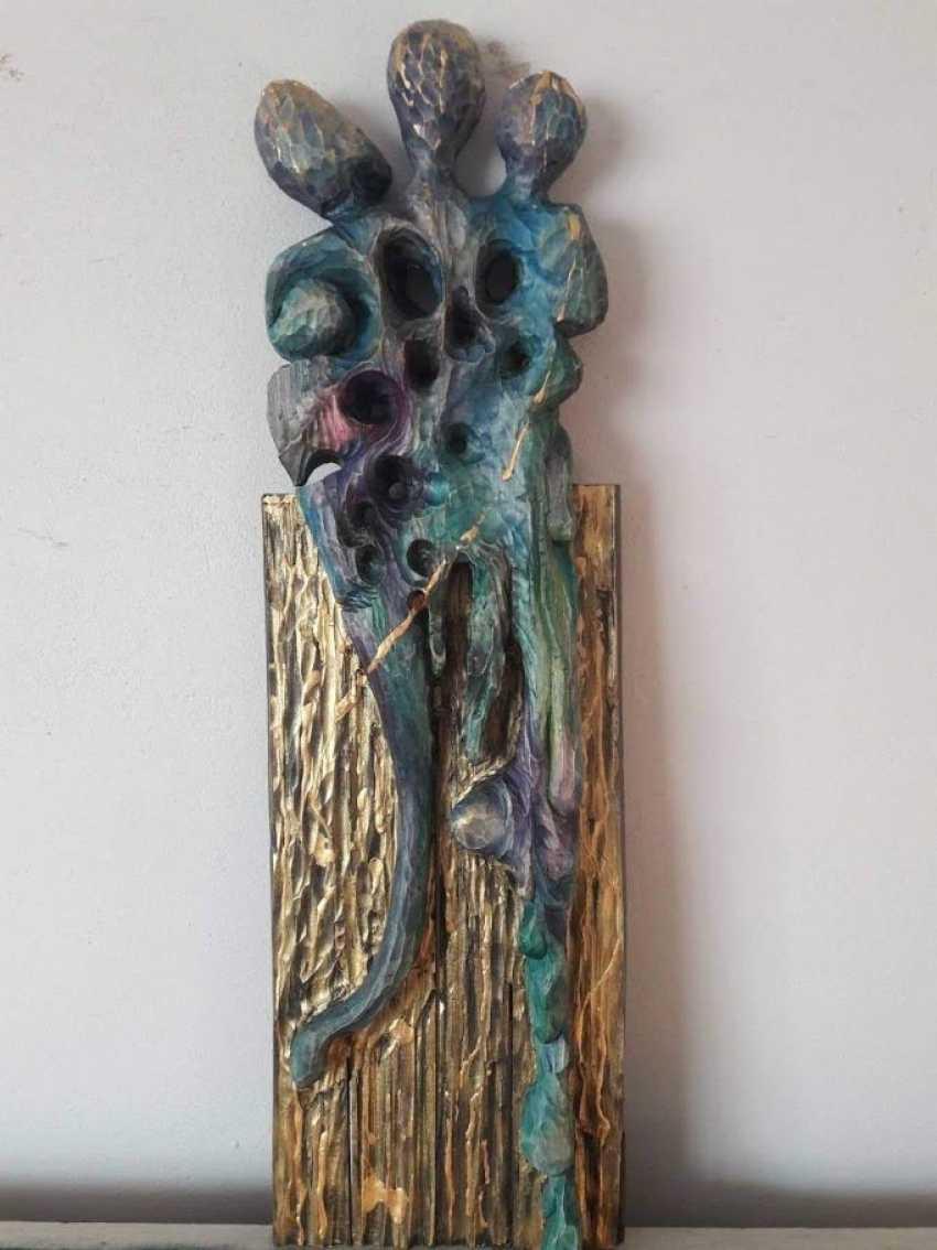 Vadim Ishenko. Abstraction 1(Alien look) - photo 1