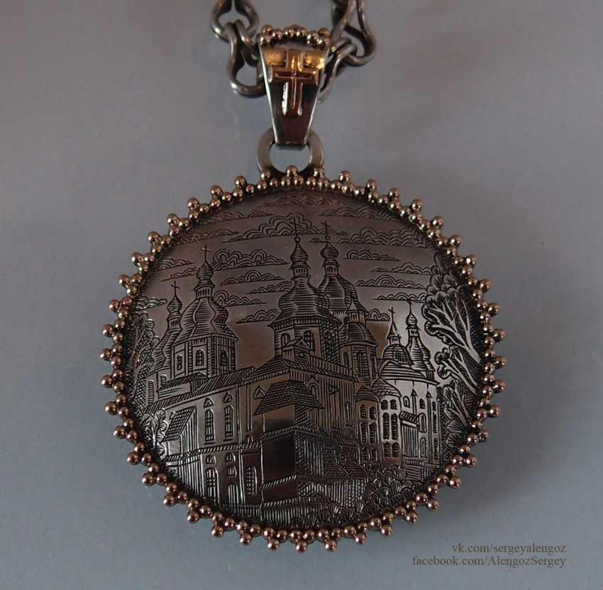 Sergey Alengoz. La perle de la ville de Kiev - la Cathédrale Sainte-Sophie (hagia sophia). - photo 1