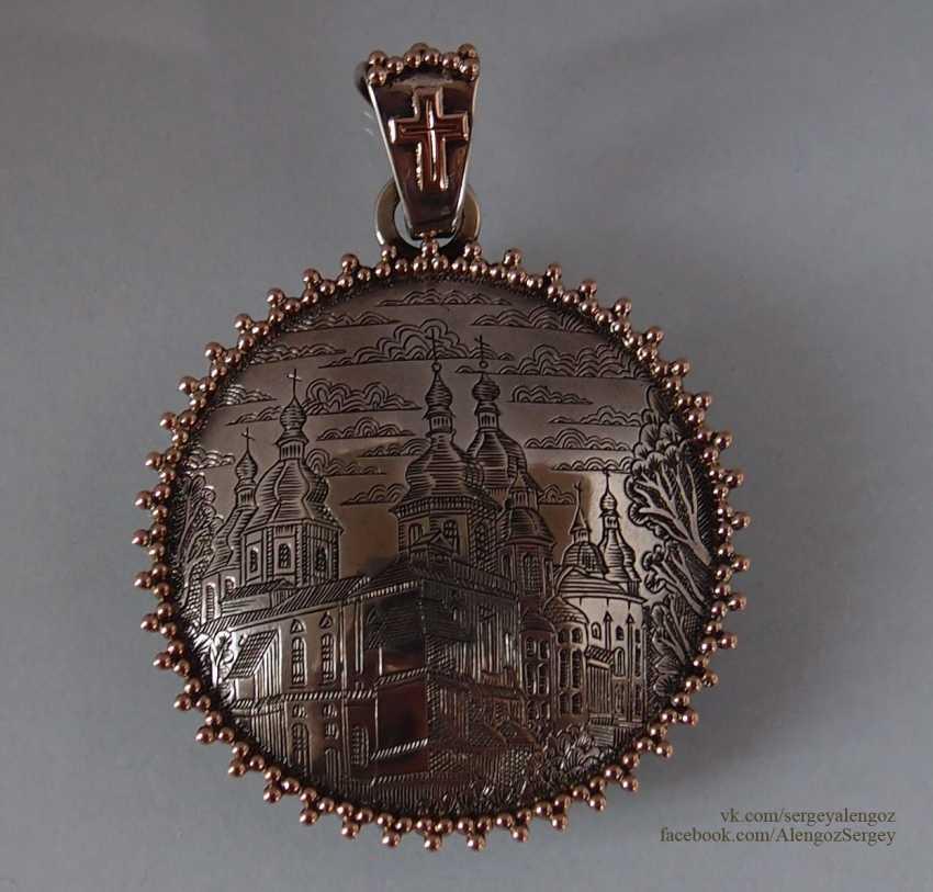 Sergey Alengoz. La perle de la ville de Kiev - la Cathédrale Sainte-Sophie (hagia sophia). - photo 2