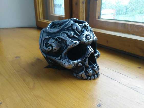 Alexandr Voda. Skull artist - photo 1