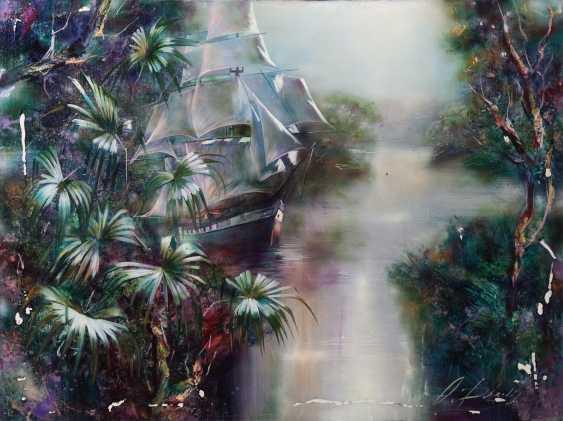 alexandr Dobrodiy. Tropical motif - photo 1