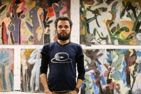 Alex Bohomaz. the Garden - photo 2