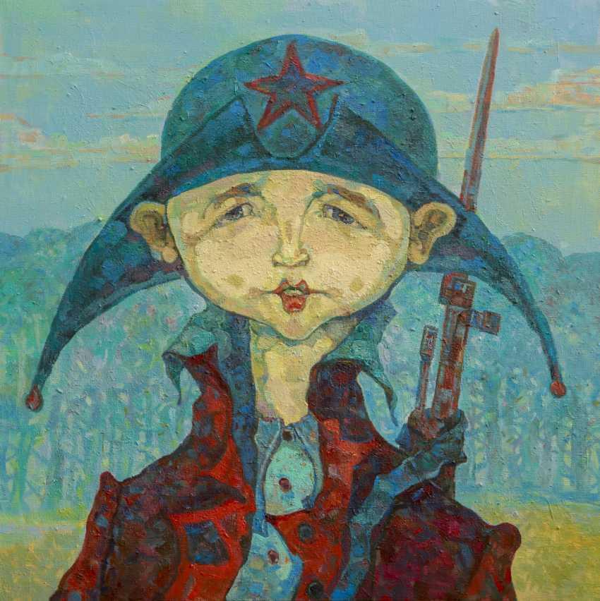 Arman Baimuratov. Defender - photo 1