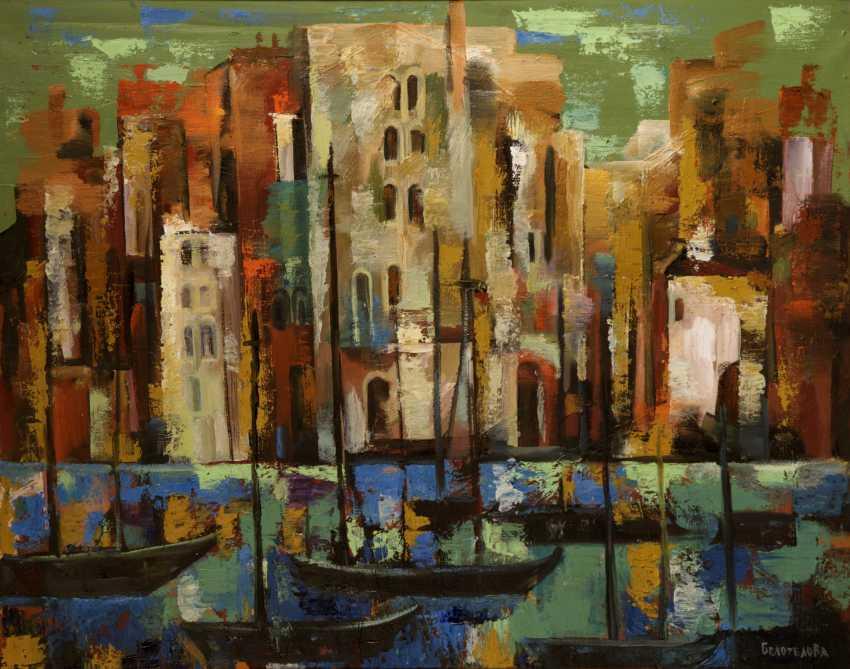 Tatiana Belotelova. Venice. The Grand canal - photo 1