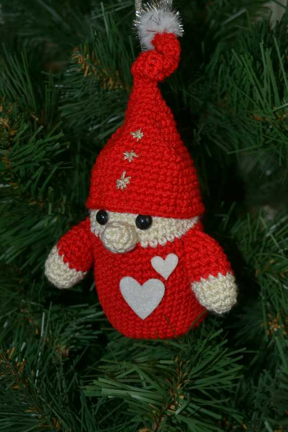 Tanya Derksch. Christmas gnome - photo 1