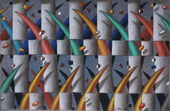 Sergey Dergun. Rhythm composition - photo 1