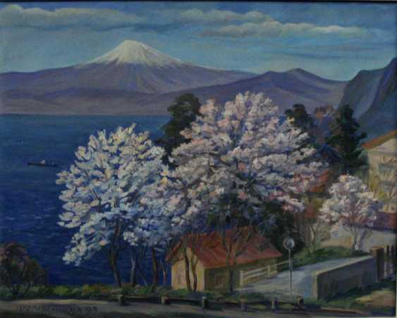 Igor Primachenko. Fuji-San in spring - photo 1
