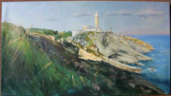 Vitalie Ulinici. FARO CABO MAYOR SANTANDER - photo 1