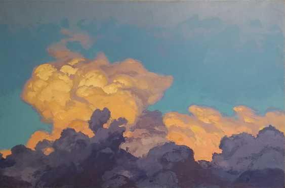 Daniil Mikhailov. Clouds - photo 1