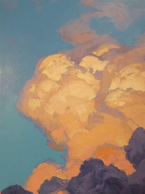 Daniil Mikhailov. Clouds - photo 2