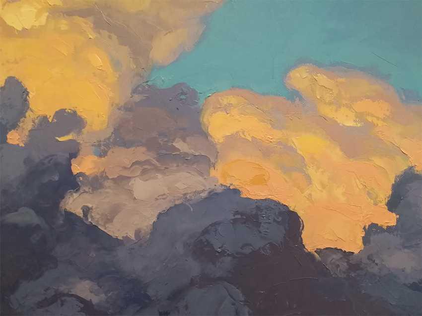 Daniil Mikhailov. Clouds - photo 3