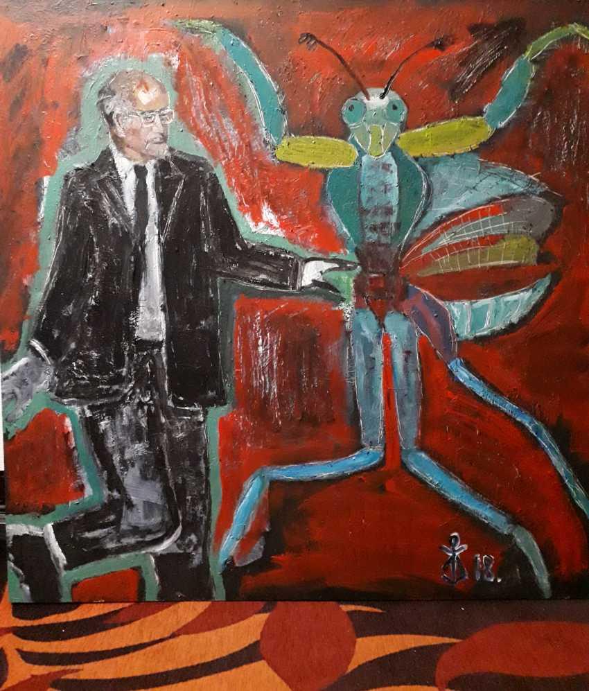 Kanat Bukezhanov. Dancing in the lower layers - photo 1