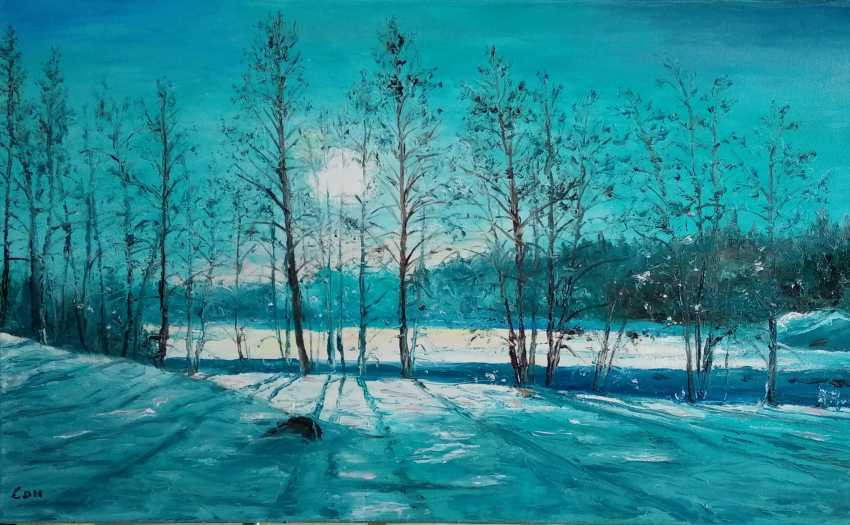"Sergey Soncev. ""Blissful silence"" - photo 1"