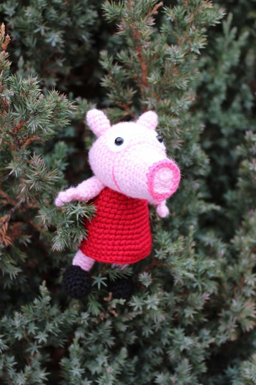 Tanya Derksch. cochon de peppa - photo 1