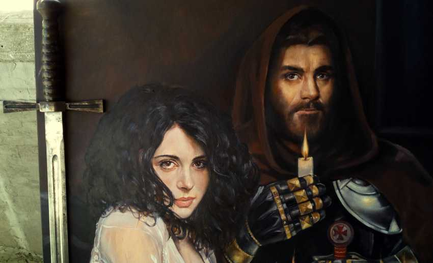 Andrew Khalturin. Night(knight)guest - photo 3