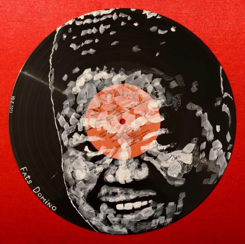 Yurii Yermolenko. Skip James & Fats Domino - photo 2