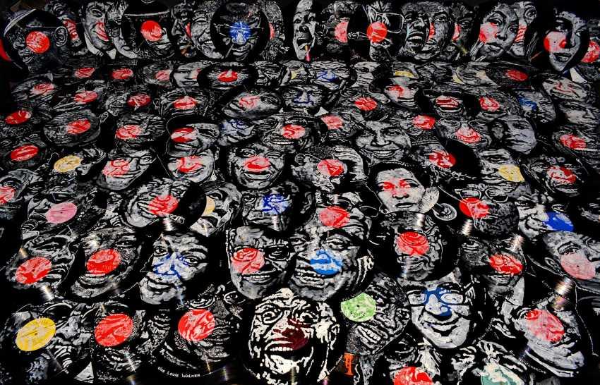 Yurii Yermolenko. Skip James & Fats Domino - photo 5