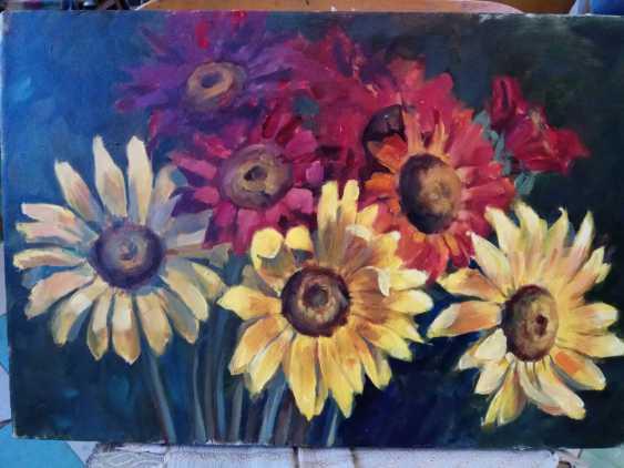 Maria Tereshchenko. Sunflowers - photo 1