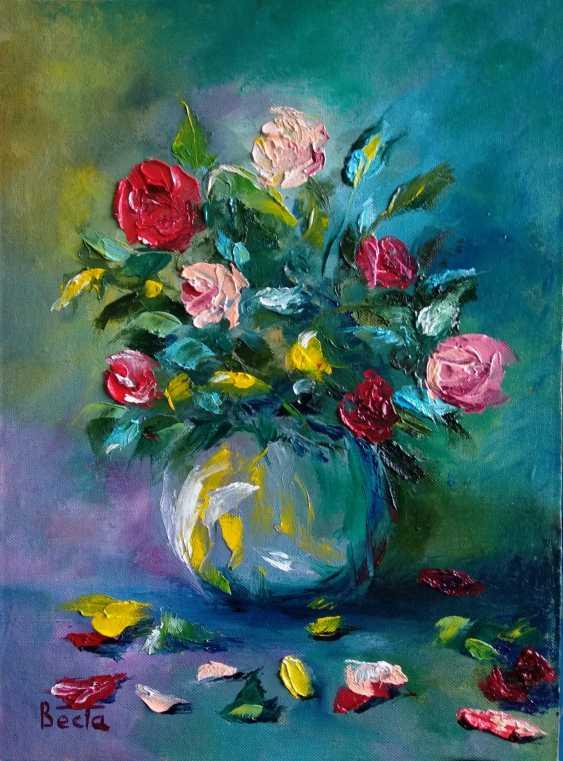 "Tanya Vesta. ""Playful bouquet"" - photo 1"