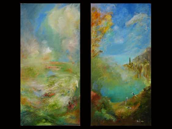 Iryna Ternavska. landscape - photo 1