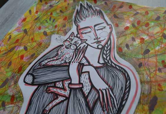 Lidia Matviyenko. Energy of love / the power of love - photo 5