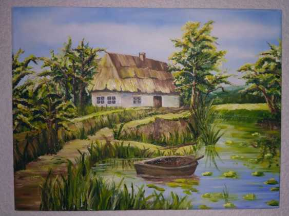 Larisa Parfenyuk. House by the river - photo 1
