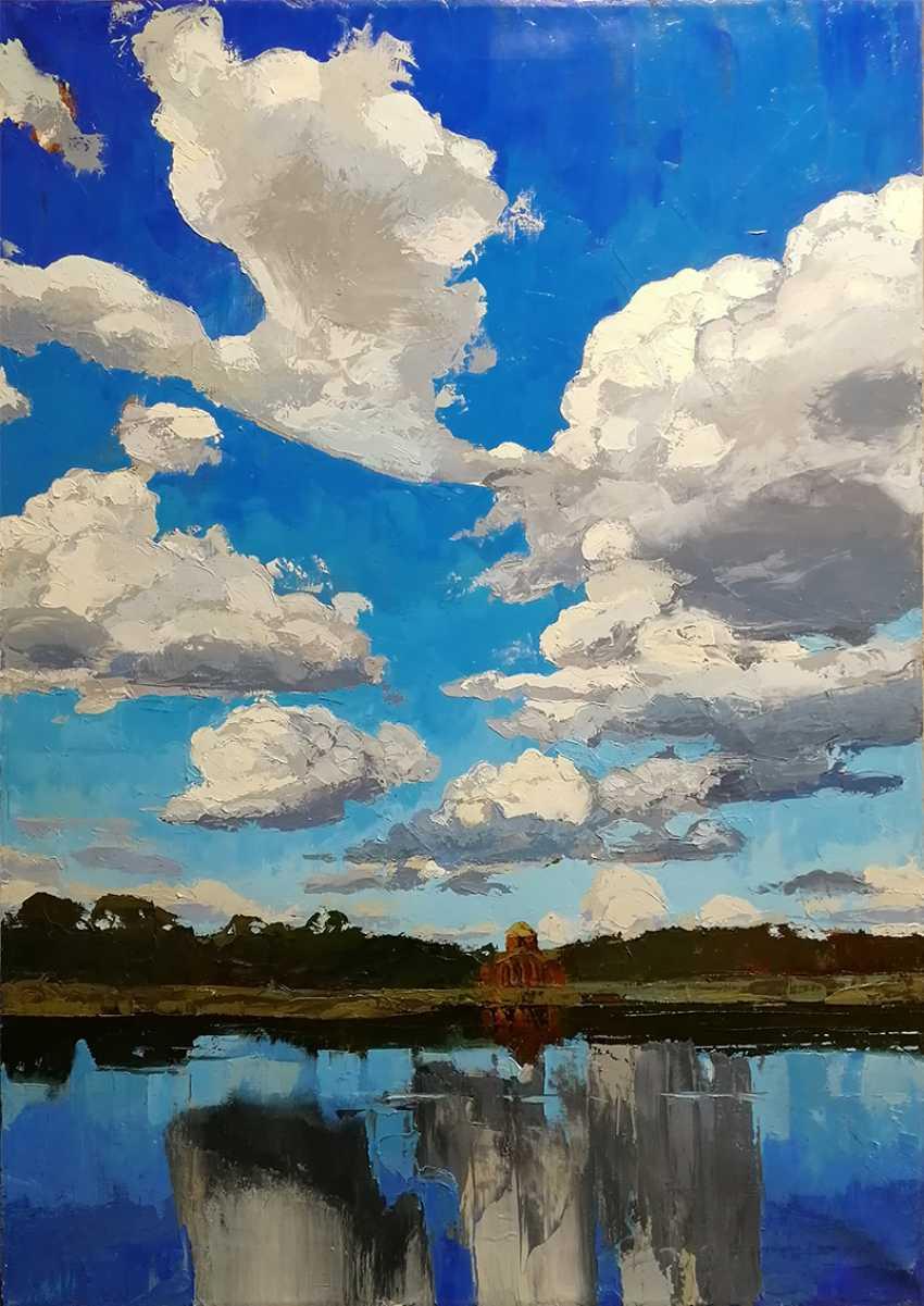 Daniil Mikhailov. The sky over the Vyatka - photo 1