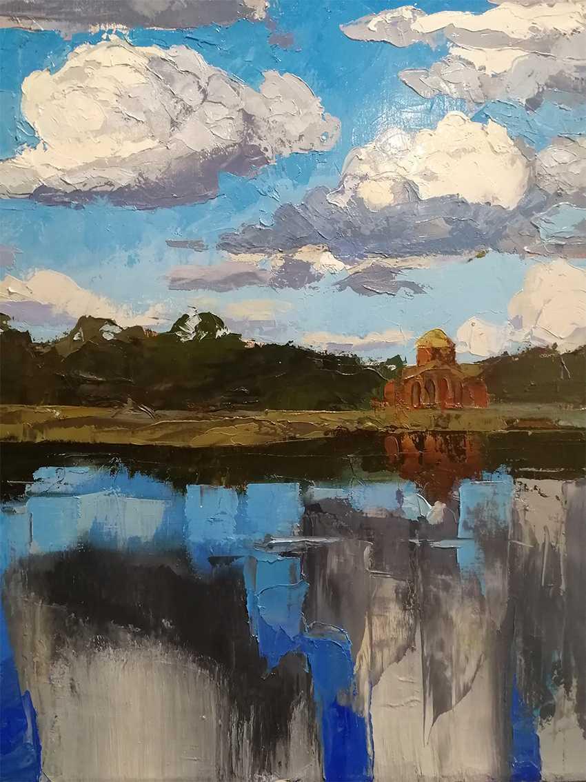 Daniil Mikhailov. The sky over the Vyatka - photo 2