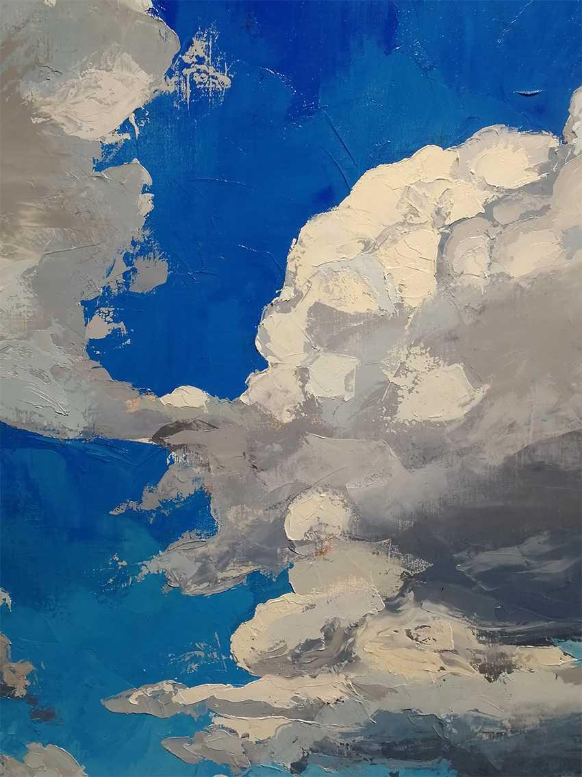 Daniil Mikhailov. The sky over the Vyatka - photo 3