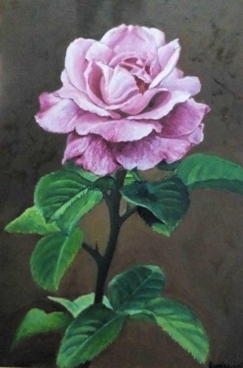 Ramin Aziz. Flower - photo 1