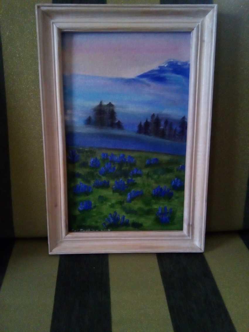 Elena Podust. Flowering meadows - photo 1