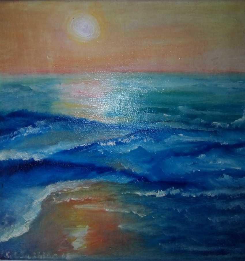 """Elena Podust. """"Dreams on the Ocean"""" - photo 1"""