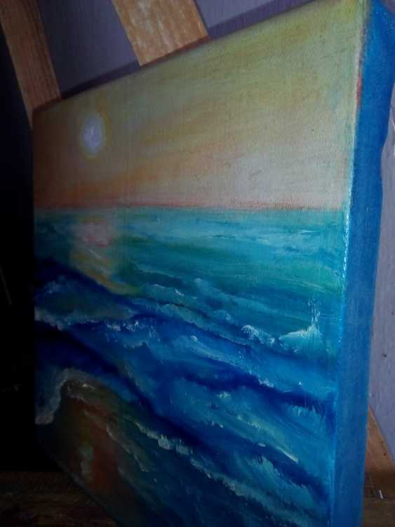 """Elena Podust. """"Dreams on the Ocean"""" - photo 2"""