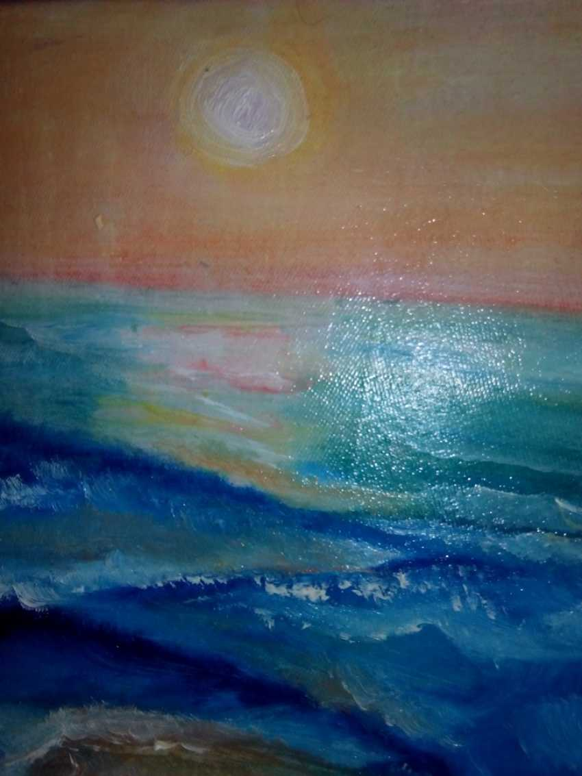 """Elena Podust. """"Dreams on the Ocean"""" - photo 3"""