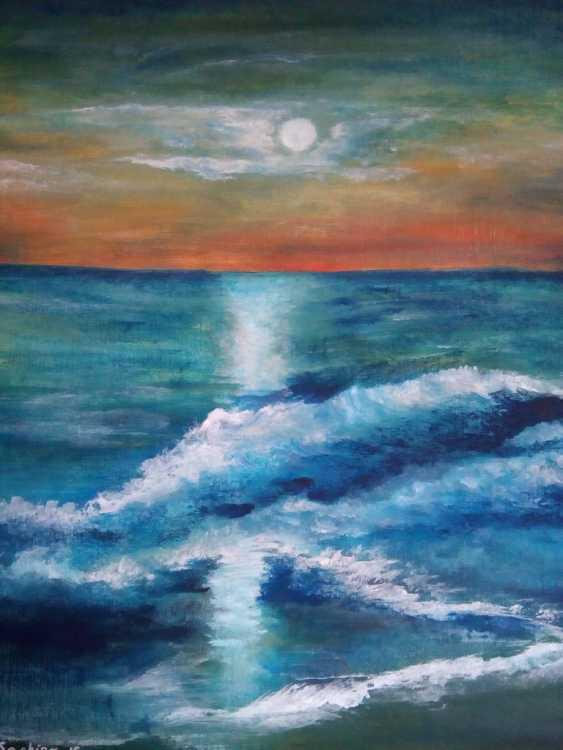 "Elena Podust. ""Breath of the waves"" - photo 1"