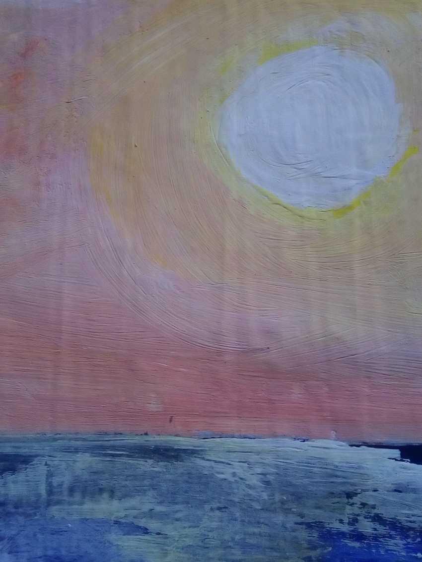 "Elena Podust. ""Purple ocean"" - photo 2"