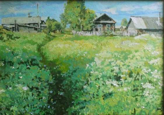 "Maxim Bulaev. ""Summer."" - photo 1"