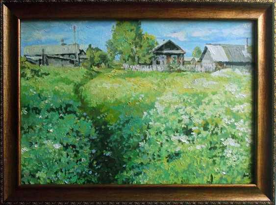 "Maxim Bulaev. ""Summer."" - photo 2"