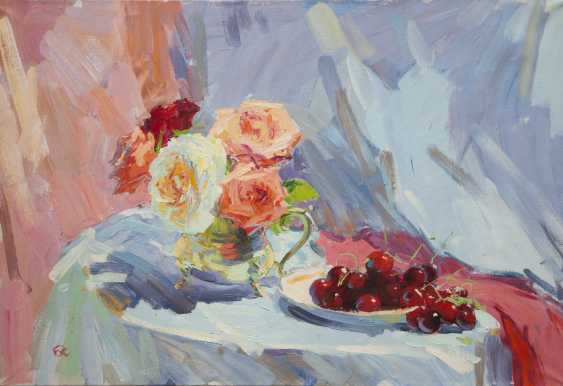 Sviatoslav Barabash. Roses and cherries. - photo 1