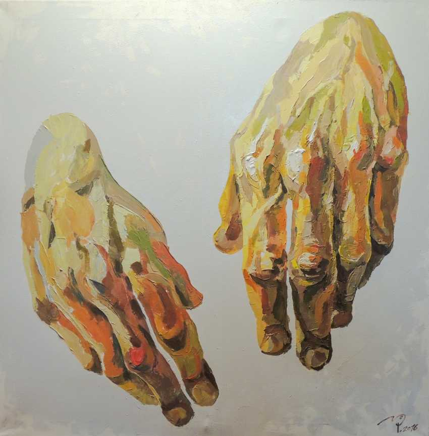 "Aleksandr Putevskoy. ""Hands"" - photo 1"
