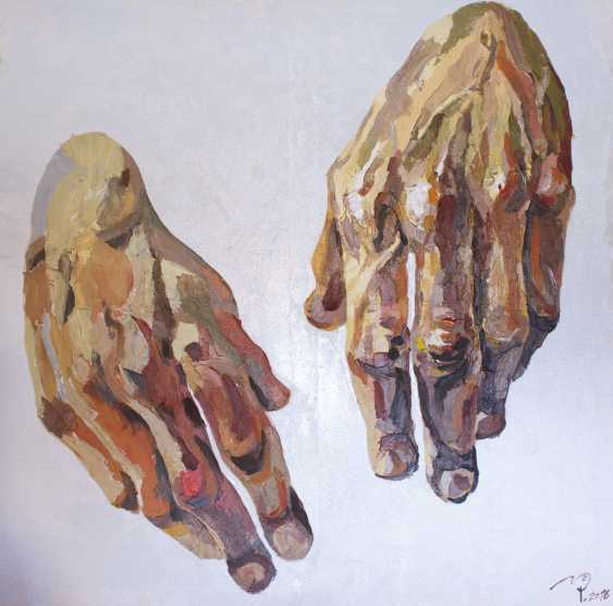 "Aleksandr Putevskoy. ""Hands"" - photo 3"