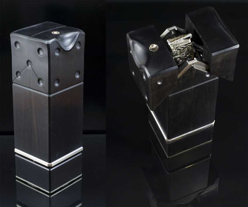 "Andrey Shurinov. The knife folding in box ""the glass bead Game, Das Glasperlenspiel"". - photo 4"